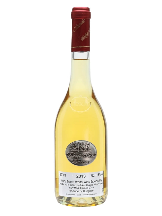 Tokaji Aszu 5 Puttonyos 2013 / Classic Winery