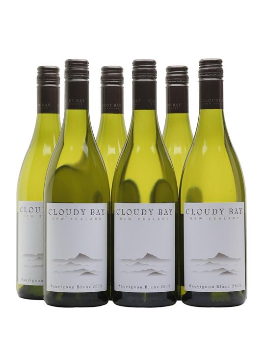Cloudy Bay Sauvignon Blanc 2019 / 6-pack