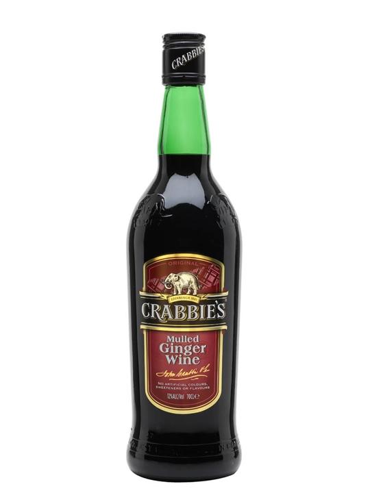 Crabbie's Mulled Ginger Wine