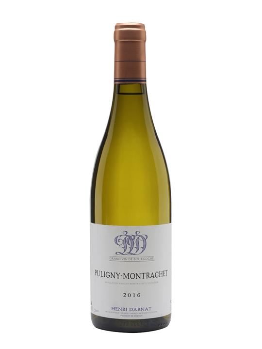 Henri Darnat Puligny Montrachet 2016