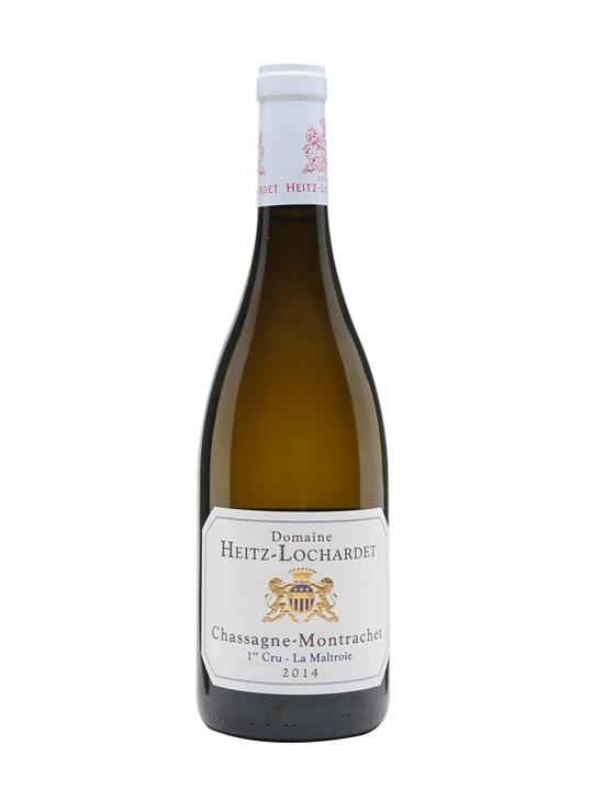 Heitz Lochardet Chassagne-montrachet La Maltroie 2014