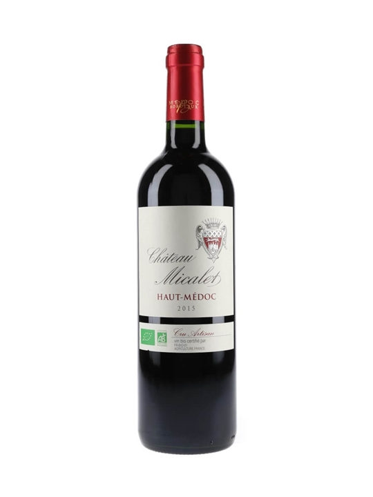 Chateau Micalet 2015 / Haut Medoc