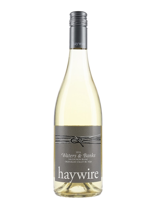 Okanagan Crush Haywire Waters & Banks Sauvignon Blanc 2016