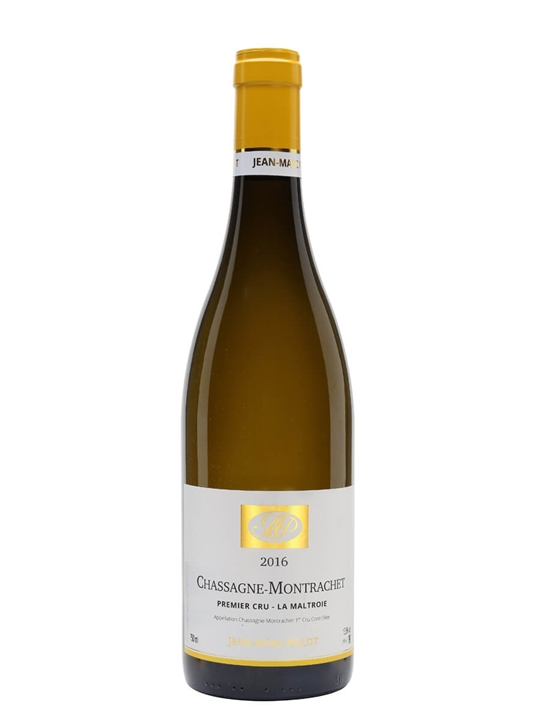 Jean Marc Pillot Chassagne Montrachet 1er cru Maltroie 2016 / 12.5% / 75cl
