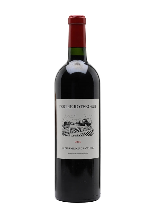 Chateau Tertre Roteboeuf 2006